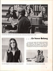 Page 13, 1971 Edition, Union High School - Memories Yearbook (Modoc, IN) online yearbook collection