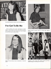 Page 16, 1971 Edition, Union High School - Memories Yearbook (Modoc, IN) online yearbook collection