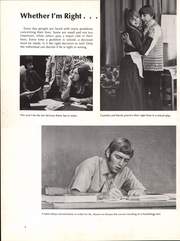 Page 6, 1971 Edition, Union High School - Memories Yearbook (Modoc, IN) online yearbook collection