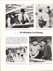 Page 8, 1971 Edition, Union High School - Memories Yearbook (Modoc, IN) online yearbook collection