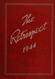 Page 1, 1944 Edition, Princeton High School - Retrospect Yearbook (Princeton, IN) online yearbook collection