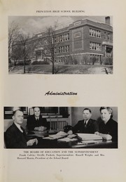 Page 11, 1944 Edition, Princeton High School - Retrospect Yearbook (Princeton, IN) online yearbook collection
