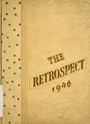 Page 1, 1946 Edition, Princeton High School - Retrospect Yearbook (Princeton, IN) online yearbook collection