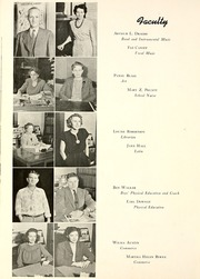 Page 10, 1946 Edition, Princeton High School - Retrospect Yearbook (Princeton, IN) online yearbook collection
