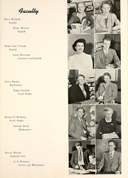Page 11, 1946 Edition, Princeton High School - Retrospect Yearbook (Princeton, IN) online yearbook collection