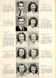 Page 17, 1946 Edition, Princeton High School - Retrospect Yearbook (Princeton, IN) online yearbook collection
