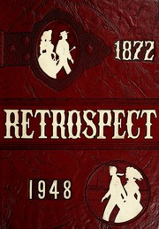 1948 Edition, Princeton High School - Retrospect Yearbook (Princeton, IN)