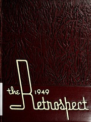 1949 Edition, Princeton High School - Retrospect Yearbook (Princeton, IN)