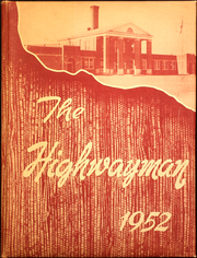 1952 Edition, New Washington High School - Highwayman Yearbook (New Washington, IN)