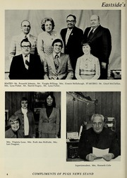 Page 8, 1976 Edition, Eastside High School - Easterner Yearbook (Butler, IN) online yearbook collection