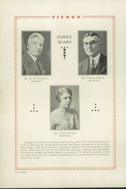 Page 16, 1931 Edition, Portland High School - Tifoon Yearbook (Portland, IN) online yearbook collection
