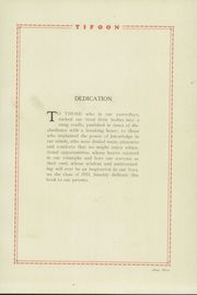 Page 7, 1931 Edition, Portland High School - Tifoon Yearbook (Portland, IN) online yearbook collection