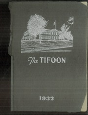 1932 Edition, Portland High School - Tifoon Yearbook (Portland, IN)