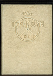 1939 Edition, Portland High School - Tifoon Yearbook (Portland, IN)