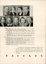 Page 13, 1939 Edition, Portland High School - Tifoon Yearbook (Portland, IN) online yearbook collection