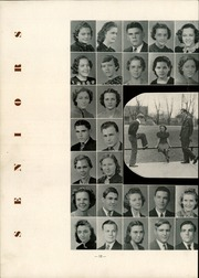Page 16, 1939 Edition, Portland High School - Tifoon Yearbook (Portland, IN) online yearbook collection