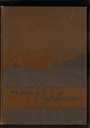 1940 Edition, Portland High School - Tifoon Yearbook (Portland, IN)
