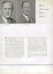 Page 17, 1942 Edition, Portland High School - Tifoon Yearbook (Portland, IN) online yearbook collection