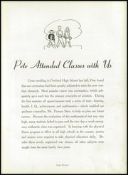 Page 15, 1943 Edition, Portland High School - Tifoon Yearbook (Portland, IN) online yearbook collection