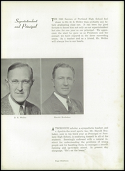 Page 17, 1943 Edition, Portland High School - Tifoon Yearbook (Portland, IN) online yearbook collection