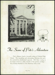 Page 8, 1943 Edition, Portland High School - Tifoon Yearbook (Portland, IN) online yearbook collection