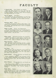 Page 13, 1947 Edition, Portland High School - Tifoon Yearbook (Portland, IN) online yearbook collection