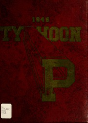 1949 Edition, Portland High School - Tifoon Yearbook (Portland, IN)