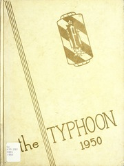 1950 Edition, Portland High School - Tifoon Yearbook (Portland, IN)