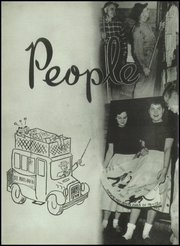 Page 14, 1954 Edition, Portland High School - Tifoon Yearbook (Portland, IN) online yearbook collection
