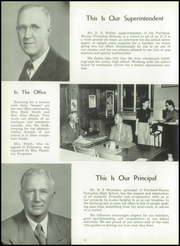 Page 16, 1954 Edition, Portland High School - Tifoon Yearbook (Portland, IN) online yearbook collection