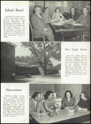 Page 17, 1954 Edition, Portland High School - Tifoon Yearbook (Portland, IN) online yearbook collection