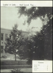 Page 7, 1954 Edition, Portland High School - Tifoon Yearbook (Portland, IN) online yearbook collection