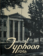 1956 Edition, Portland High School - Tifoon Yearbook (Portland, IN)
