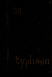 1958 Edition, Portland High School - Tifoon Yearbook (Portland, IN)