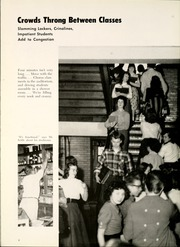 Page 10, 1958 Edition, Portland High School - Tifoon Yearbook (Portland, IN) online yearbook collection