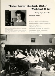Page 13, 1958 Edition, Portland High School - Tifoon Yearbook (Portland, IN) online yearbook collection