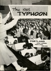 Page 5, 1958 Edition, Portland High School - Tifoon Yearbook (Portland, IN) online yearbook collection