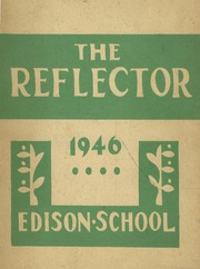 1946 Edition, Edison High School - Reflector Yearbook (Gary, IN)