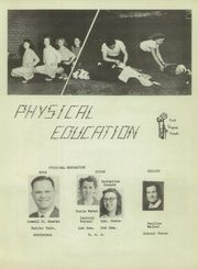 Page 14, 1947 Edition, Edison High School - Reflector Yearbook (Gary, IN) online yearbook collection