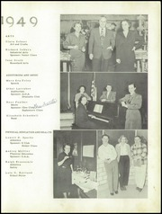 Page 5, 1949 Edition, Edison High School - Reflector Yearbook (Gary, IN) online yearbook collection