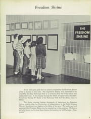 Page 7, 1956 Edition, Edison High School - Reflector Yearbook (Gary, IN) online yearbook collection