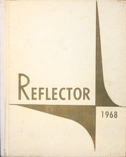 1968 Edition, Edison High School - Reflector Yearbook (Gary, IN)
