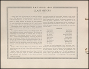 Page 16, 1918 Edition, Pendleton High School - Papyrus Yearbook (Pendleton, IN) online yearbook collection