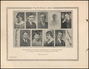 Page 6, 1918 Edition, Pendleton High School - Papyrus Yearbook (Pendleton, IN) online yearbook collection