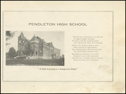 Page 5, 1919 Edition, Pendleton High School - Papyrus Yearbook (Pendleton, IN) online yearbook collection