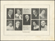 Page 7, 1919 Edition, Pendleton High School - Papyrus Yearbook (Pendleton, IN) online yearbook collection