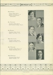 Page 15, 1927 Edition, Pendleton High School - Papyrus Yearbook (Pendleton, IN) online yearbook collection