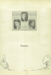 Page 15, 1929 Edition, Pendleton High School - Papyrus Yearbook (Pendleton, IN) online yearbook collection