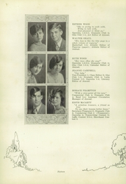 Page 16, 1929 Edition, Pendleton High School - Papyrus Yearbook (Pendleton, IN) online yearbook collection