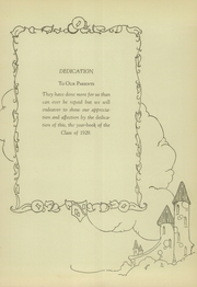 Page 9, 1929 Edition, Pendleton High School - Papyrus Yearbook (Pendleton, IN) online yearbook collection